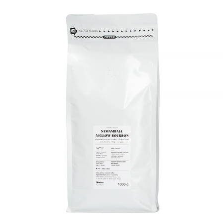 Hard Beans - Brazylia Samambaia Espresso 1kg