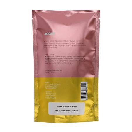 Teministeriet - Moomin Mama Quince - Herbata sypana 100g - Opakowanie uzupełniające