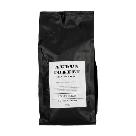 Audun Coffee - Salwador Los Pirineos Espresso 500g