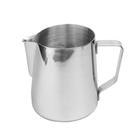 Rhinowares Stainless Steel Pro Pitcher - dzbanek srebrny 600 ml (outlet)