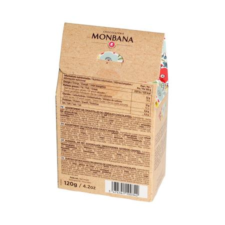 Monbana - Czekoladowe Kulki 120g