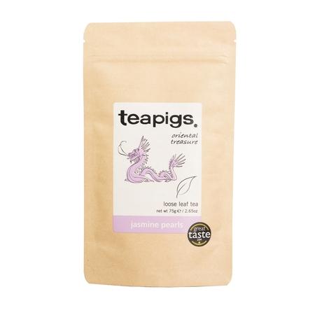 teapigs Jasmine Pearls - herbata sypana