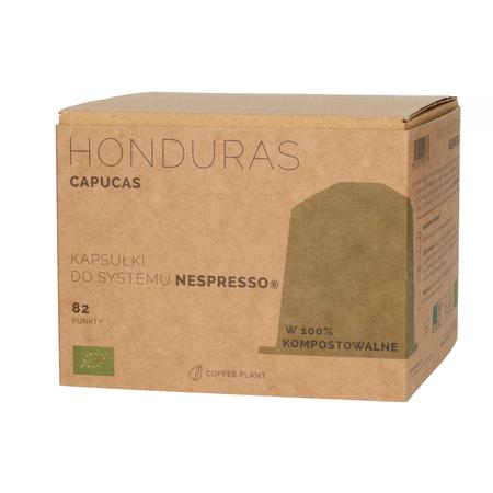 COFFEE PLANT - Honduras Capucas - 26 kapsułek