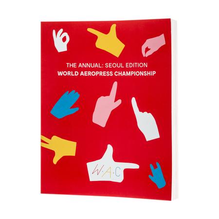 Książka W.A.C. - The Annual 2017 Edition - World Aeropress Championship