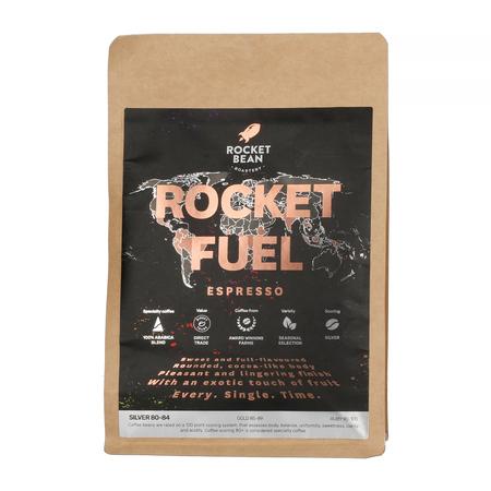 Rocket Bean Rocket Bean ROCKET FUEL House Blend of Rocket Bean Roastery 200g, kawa ziarnista (outlet