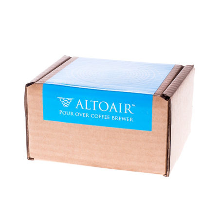 AltoAir 01 Mini - Stalowy dripper