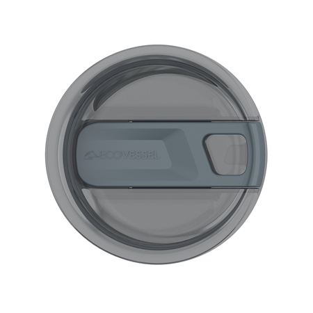 EcoVessel - Kubek termiczny Metro - Fioletowa 473 ml