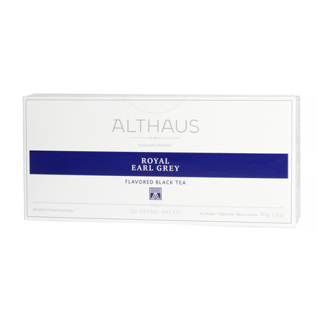 Althaus Grand Pack Herbata Royal Earl Grey 20 szt. (outlet)