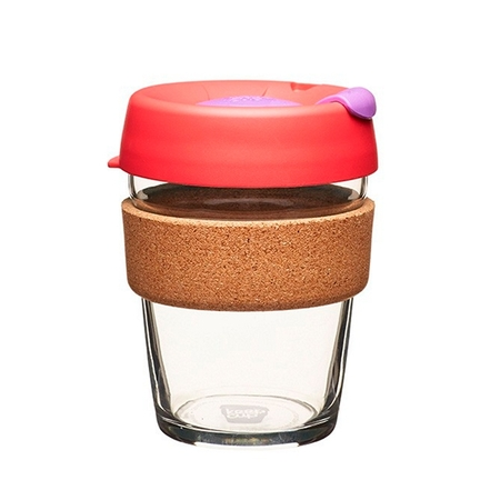 KeepCup Brew Cork Sumac 340ml