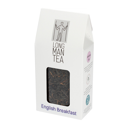 Long Man Tea - English Breakfast - Herbata sypana - 80g