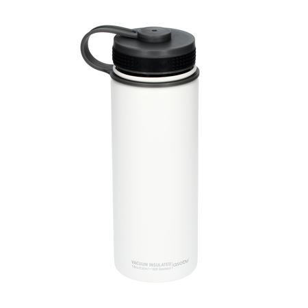 Asobu - Alpine Flask Biały - Butelka termiczna 530 ml