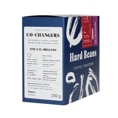 Hard Beans - Gwatemala CO-CHANGERS