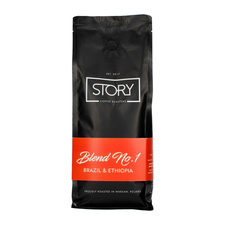 Story Coffee Roasters - Blend No.1 Brazil x Ethiopia 1kg