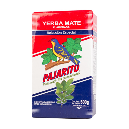 Pajarito Seleccion Especial - yerba mate 500g
