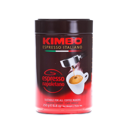 Kimbo Espresso Napoletano - Mielona - Puszka 250g