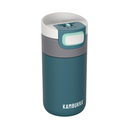 Kambukka - Kubek termiczny Etna - Deep Teal 300 ml