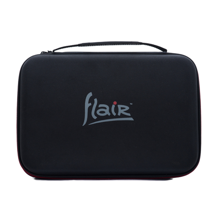 Flair Espresso Maker - Signature Chrome Bundle Set - Zestaw z tamperem i dodatkową grupą