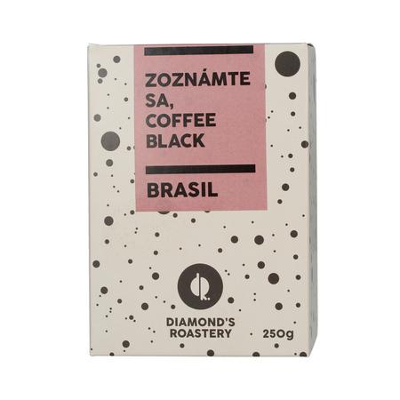 Diamonds Roastery - Brazil Sitio Sensa Senhora Aparecida Espresso