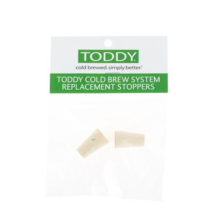 Toddy - Rubber Stopper - Zatyczki do Home Cold Brew System - 2 sztuki