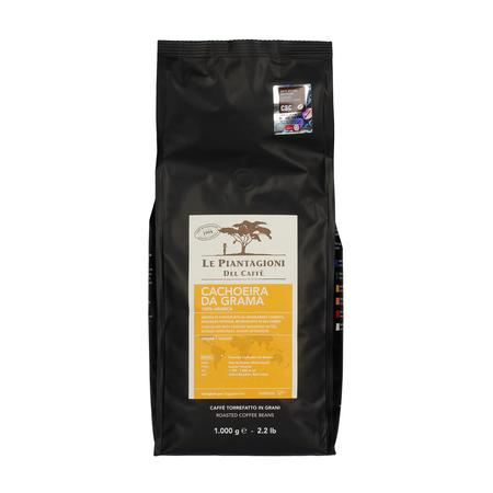 Zestaw Le Piantagioni del Caffe - Brazil Cachoeira Da Grama 1kg 5 + 1 Gratis