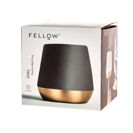 Fellow Joey Mug - Czarny - 240ml