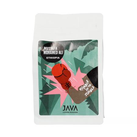 Java Coffee - Etiopia Mustafa Mohamed Ali