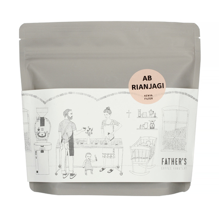 Father's Coffee - Kenya Rianjagi AB