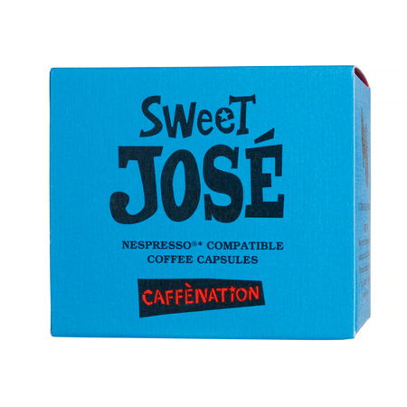Caffenation - Sweet JOSE - 10 Kapsułek