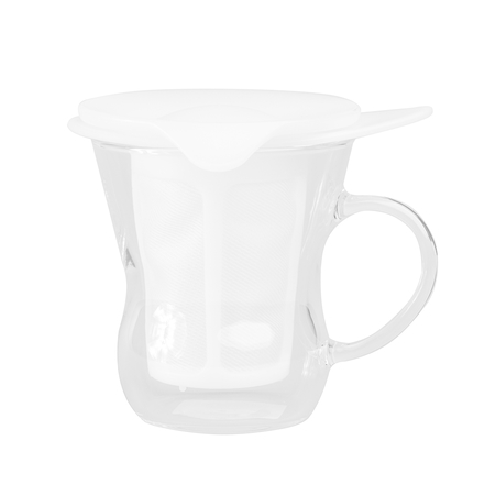 Hario - One Cup Tea Maker - Biały 200ml