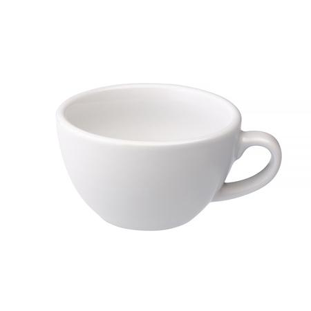 Loveramics Egg - Filiżanka i spodek Cappuccino 200 ml - White