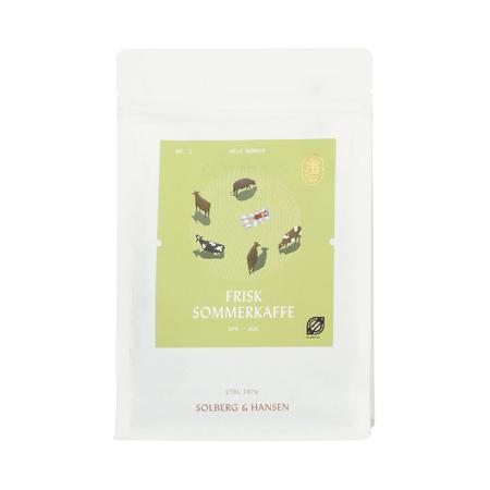 Solberg & Hansen - Ethiopia Tade Frisk Sommerkaffe 2021 Filter