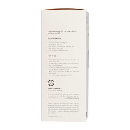 Paper & Tea - Nomad - Butelka z zaparzaczem do herbaty