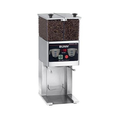 Bunn FPG-2 DBC Stainless - Młynek do kawy