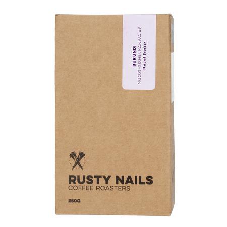Rusty Nails - Burundi Ngozi Gashinkanwa