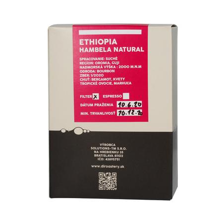 Diamonds Roastery - Ethiopia Hambela Arifi Natural