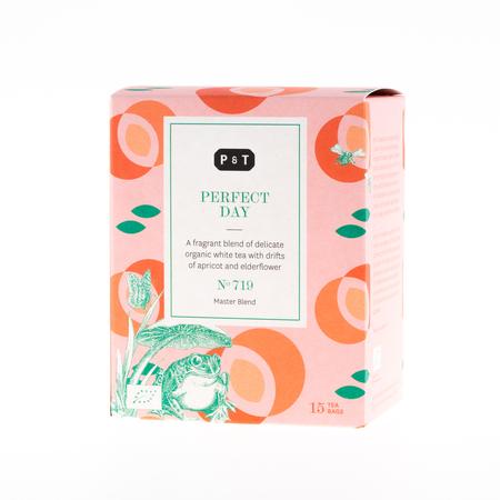 Paper & Tea - Perfect Day - Herbata 15 saszetek
