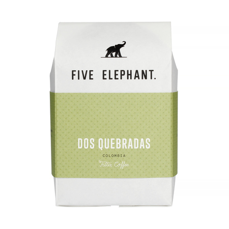 Five Elephant - Colombia Dos Quebradas Filter