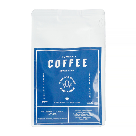 Autumn Coffee Roasters - Brazylia Cerrado Fazenda Vitoria