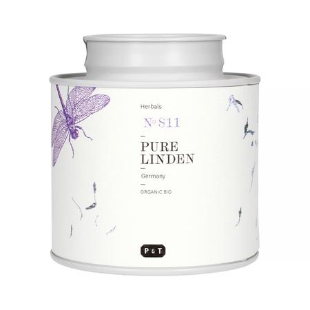 Paper & Tea - Pure Linden - Herbata sypana - Puszka 60g
