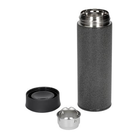 Magisso - Visibilility Bottle - Butelka termiczna 350 ml - Czarna