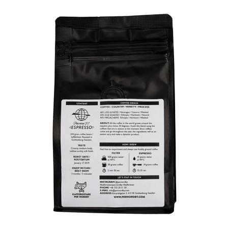 Per Nordby -  Plus Minus 20 Espresso