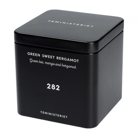 Teministeriet - 282 Green Sweet Bergamot - Herbata Sypana 100g