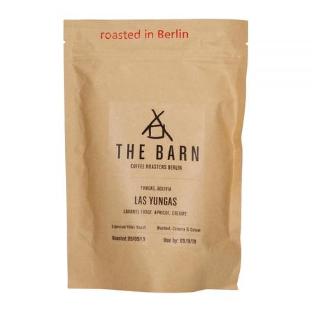 The Barn - Bolivia Las Yungas Espresso
