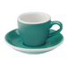 Loveramics Egg - Filiżanka i spodek Espresso 80 ml - Teal