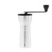Hario Ceramic Coffee Mill Mini-Slim PRO Silver - Młynek do kawy