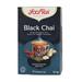 Yogi Tea - Black Chai - Herbata 17 Torebek