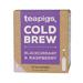 teapigs Blackcurrant & Raspberry - Cold Brew 10 piramidek