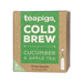 teapigs Cucumber & Apple - Cold Brew 10 piramidek