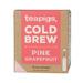 teapigs Pink Grapefruit - Cold Brew 10 piramidek