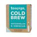 teapigs Watermelon & Hibiscus - Cold Brew 10 piramidek